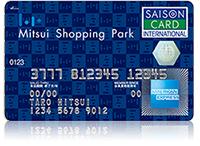 カード 三井 ショッピング パーク